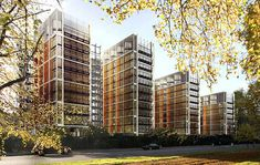 One Hyde Park Apartment London....(if not the most)- one of the most expensive apartment buildings in the world
