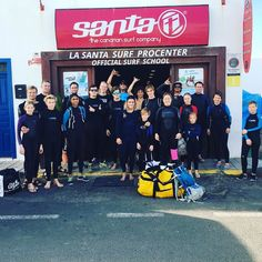 Today we started very well !!!! @lasantaprocenter #surfschool #lanzarotesurf #lanzarotesurfschool #surfcamplanzarote #lasantaprocenter #lasantasurfprocenter #lasantasurf #surfexperience #escueladesurf #surfers #surf #surfcoach #paradise #surfschule #surftime  http://ift.tt/SaUF9M