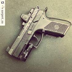 Handgun, Firearms, Cz P07, Jay Rock, Cool Guns, Pew Pew, 2nd Amendment, Irons, Swords
