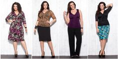 plus size work wardrobe | Wardrobe Oxygen: Plus Sized Work Attire Options