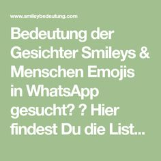 whatsapp symbole bedeutung liste