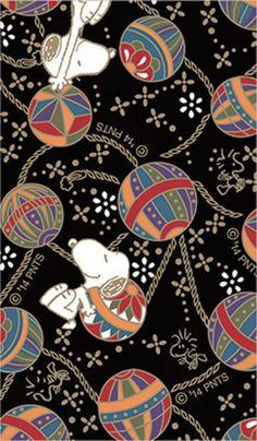【画像 44/46】スヌーピーが江戸っ子に? 銀座三越でピーナッツの物販展開催の拡大写真