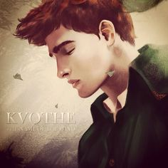 kingkillerarchives:  Kvothe by jaxinto. WOW, what a handsome dude.