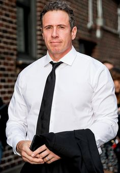CNN Host Chris Cuomo, Brother of New York Gov. Andrew Cuomo, Tests Positive for Coronavirus Mario Cuomo, Andrew Cuomo, Sean Hannity, Family Issues, Two Brothers, Hot Guys, New York, Portrait Art, Portraits