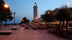 Alexandroupolis is a city that evokes memories of the distant past and of the… Fishing Villages, Archaeological Site, City Break, Places Ive Been, Beautiful Places, Scenery, Visit Greece, Island, Lighthouses
