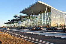 Terminal T2 wrocławskiego portu lotniczego