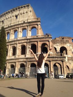Travel ❤️ Rome, Italy .. I left a pice of my heart in this beautiful city !