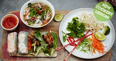 I want to go to one of Jamie Olivers learn how to cook Vietnamese street food
