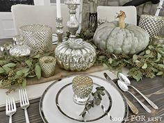 100 Thanksgiving Table Decor Ideas | Tiny Prints