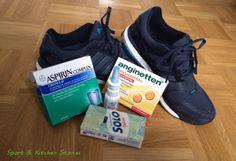 Training und Erkältung