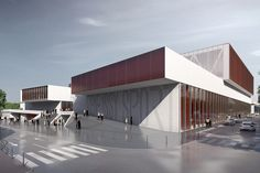 Sports Complex (Issy-les-Moulineaux - 92)