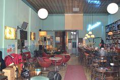 Καφενείο Αστικόν στα Κύθηρα #Greece #Kythira #Kafenion Coffee Places, Hidden Places, The Neighbourhood, Greece, Memories, Traditional, Table, Furniture, Home Decor