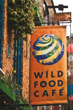 London, Covent Garden. My favourite eating out place in the city. Chefs, people, atmosphere and food rocks. About | WILD FOOD CAFE.