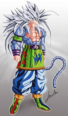 Goku ssj5