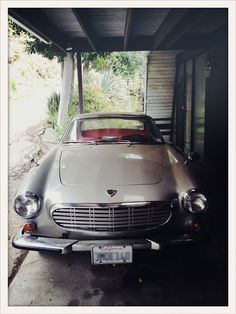 Volvo P1800 - Laurel Canyon, LA
