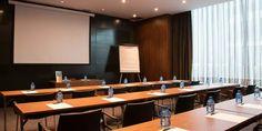 Eventos y congresos | Hotel Ciudad de Móstoles Salón Consejo para reuniones. Espacio de eventos del Hotel Ciudad de Móstoles