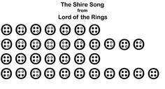 the shire music for 6 hole ocarina - Google Search