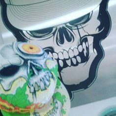 @Hatrack_FR: #Unik #Capholder #MadeInFance #handmade #Wallart #Cap #Design by #gomjahrash #Unikcap #Pai https://t.co/3gCYcNrlIp https://t.co/Dj2SCdOfFr