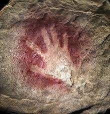 Blombos Cave Rock Painting South Africa  Oldest known paintings