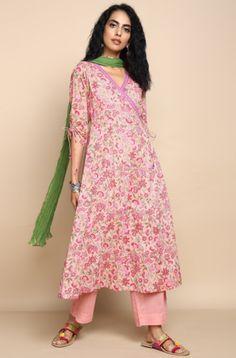 New Collections – maati crafts Yellow Dress, Gray Dress, Pink Jasmine, Punjabi Dress, Indian Designer Outfits, Asymmetrical Dress, Pastel Pink, Jacket Dress, Fashion Dresses