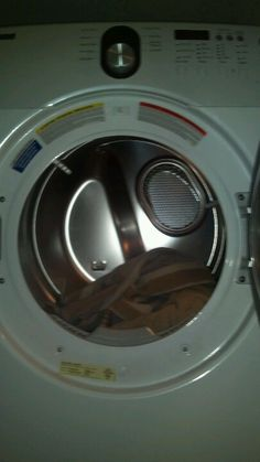 Did you know that if you put a dry towel with your wet clothes in the dryer they will dry in half the time! (2 towels if its a heavy load)