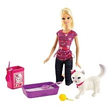 Mattel Barbie Potty Training Blissa Fashion Doll and Pet Playset for sale online Barbie Style, Barbie Doll Set, Barbie Sets, Barbie And Ken, Barbie Barbie, Baby Potty, Toddler Potty Training, Barbie Playsets, Son Chat