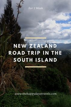 This is an ideal route if you only have 1 week for a New Zealand road trip in the South Island including what to do in each place. Road Trip Hacks, Road Trips, Lake Tekapo, Perfect Road Trip, Working Holidays, Travel Advice, Travel Ideas, Travel Tips, New Zealand Travel