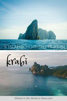 58 Best Krabi island images | Krabi island, Krabi thailand ...