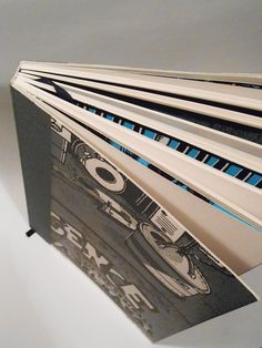 sketchbook made out of testprints Sketchbooks, Making Out, Decorative Boxes, Personalized Items, Home Decor, Homemade Home Decor, Sketch Books, Decoration Home, Decorative Storage Boxes