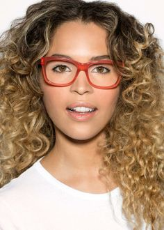 51023e9c0c4 Flattering eyewear is all about color. Nude Makeup