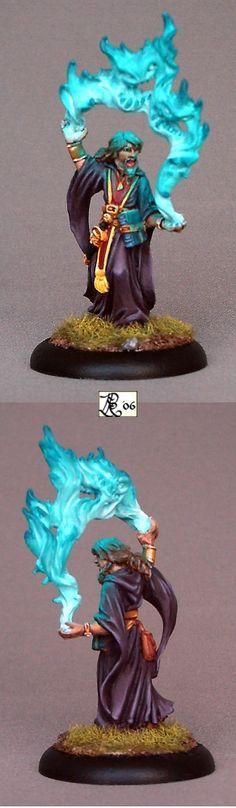 Aaron the Conjurer (Reaper)