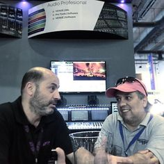 Ricardo Mantini y Luis René Cárdenas #VENUE #S6L http://ift.tt/29iXa7o