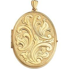 2689 14Ky Gold 43X32Mm Oval Large Embossed Locket by STULLER - See more at: http://jewelryexcitement.com/jewelry/necklaces/lockets/2689-14ky-gold-43x32mm-oval-large-embossed-locket-com/#sthash.gBU1CjMD.dpuf