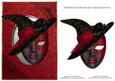 Halloween Masque -