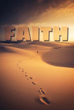Towards Faith...