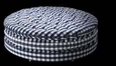 Our Hastens Proferia is available in a round bed!