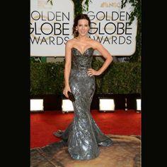 Kate Beckinsale red carpet dress