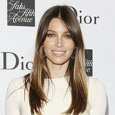 The Violet Files | Beau Nelson @ The Wall Group preps Jessica Biel for the red carpet