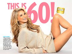 christie brinkley-  I hope at 60 I look half as good as she does!! I am inspired by her.. I need to get to work!!!