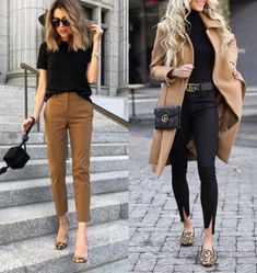 Smart Casual Wear, Casual Work Wear, Stylish Work Outfits, Casual Winter Outfits, Chic Outfits, Business Casual Outfits For Women, Semi Formal Outfits For Women, Spring Outfits, Women's Fashion Leggings