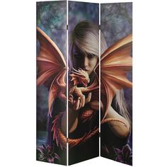 Wholesale Dragonkin canvas screen - Something Different
