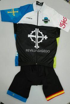 Merida Cachopo Team official equipment