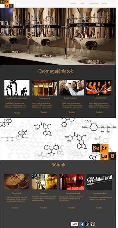Bóta Renáta - Webdesign Web Design, Illustrator, Photoshop, Design Web, Website Designs, Illustrators, Site Design