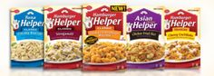 FREE Ground Beef Coupon {Reset} | Hamburger Helper | Get FREE Samples by Mail | Closet of Free Samples