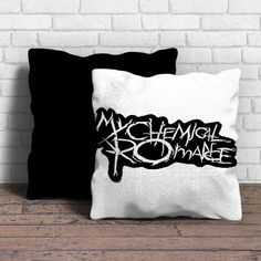 My Chemical Romance Music Band Logo Pillow | Aneend