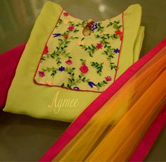 salwar kurti, sari, indian party wear@ http://ladyindia.com More