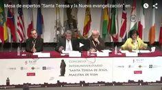 El canal de video de la Universidad Católica de Ávila nos ofrece esta Mesa de expertos titulada: Santa Teresa y la nueva evangelización. Tuvo lugar el 2 de agosto de 2015, en el marco del Congreso...