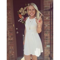 Whiteout game day outfit  #whiteout #ttu #wreckem