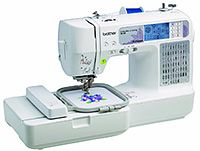 This woman has a blog based on Brother specific embroidery machine.