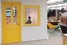 EDC Yellow door